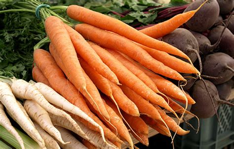 list of edible root the on root vegetables