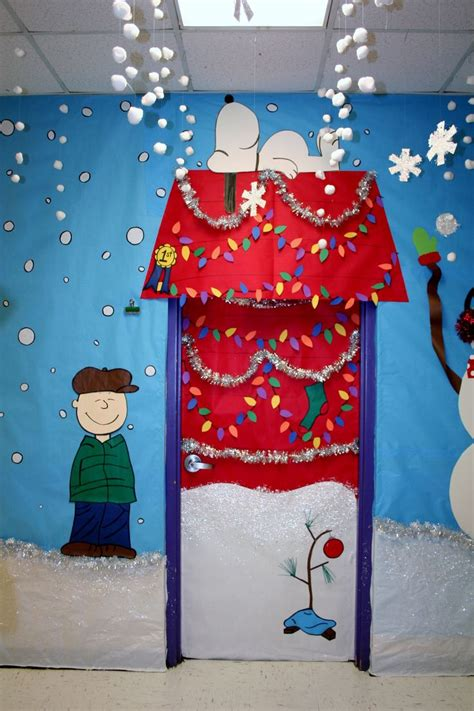 christmas class door decor pedagogia intensa 8 portas sala de aula natal