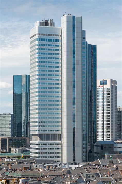 frankfurt deutsche bank tower silberturm