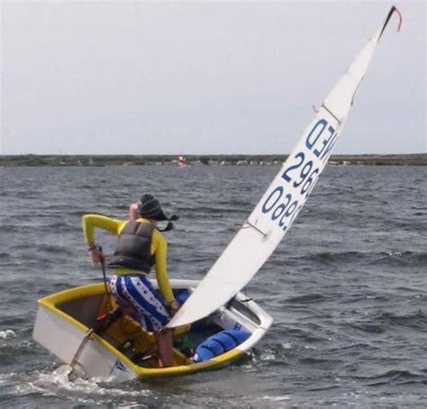 trailer optimist te koop zeilboten watersport advertenties in noord holland