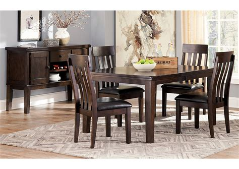 jarons haddigan brown rectangle dining room extension