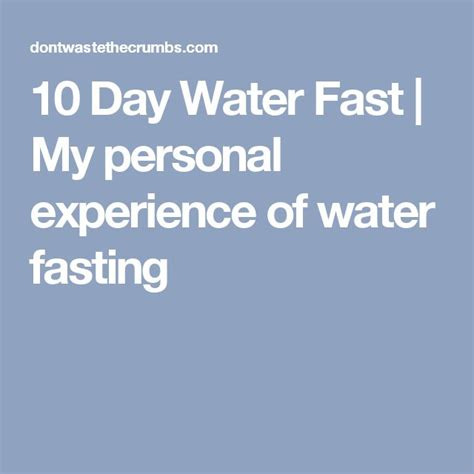 Http Www Tylertolman Health Articles Water Fasting Benefits Detox Cleanse by 112 Best Fasting Images On Health Health