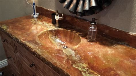 Concrete Countertops Las Vegas concrete countertops by arizona falls las vegas