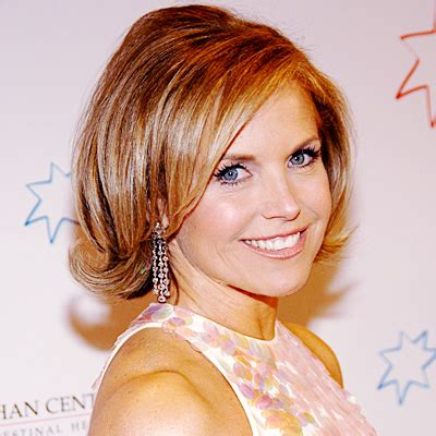 katie couric blonde hair color beauty tips hairstyles 2006 katie couric s changing looks instyle com
