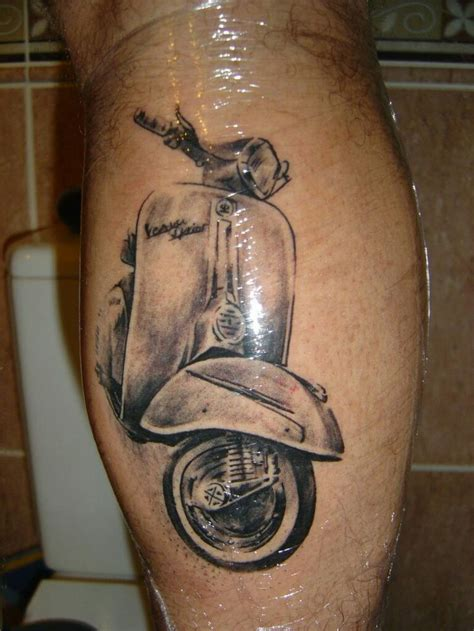 vespa tattoo designs 35 best scooter tatoos images on vespas