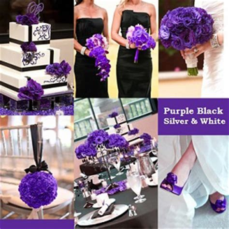 set of 14 black purple silver white wedding pew bows church decorations many colors