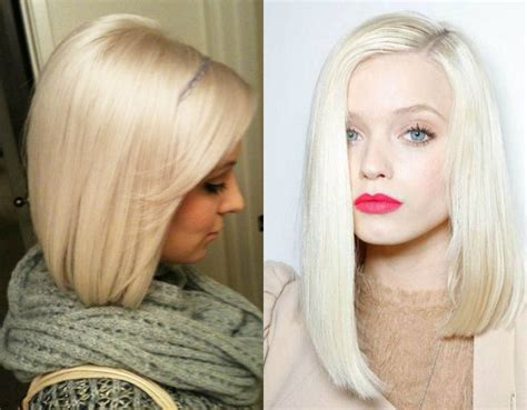 platinum blonde bob hairstyles pictures appealing platinum blonde hair colors 2017 hairdrome com