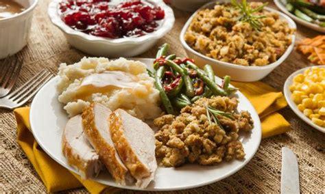 thanksgiving restaurants  visit st augustine