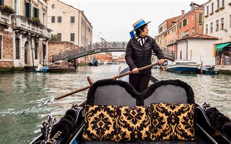 what are the boats in venice called gondola tour in venice with chiara woman and rower