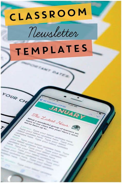 25 Best Ideas About Classroom Newsletter On Pinterest Weekly Classroom Newsletter Teacher Newsletter Powerpoint Template