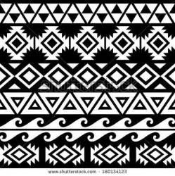 Tribal pattern stock photos images amp pictures shutterstock