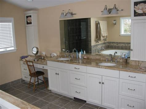 sink vanity with makeup table sink vanity with makeup table shelby