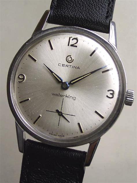 Certina C0114172103700 Swiss Made Original bidfun db archive wrist watches 974 gents certina
