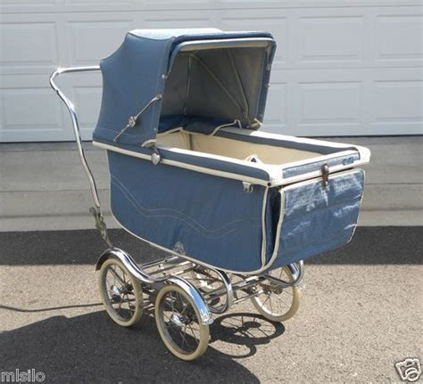 Stroll O Chair by Details About Vintage 1960s Stroll O Chair Baby Carriage