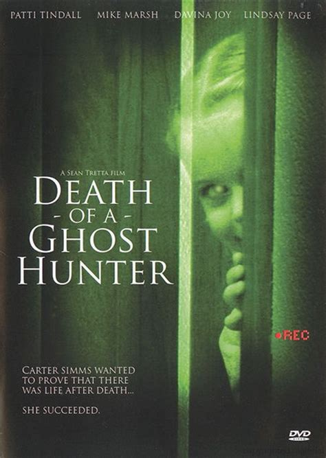 jadwal film ghost hunter death of a ghost hunter 2008 peliculas de terror