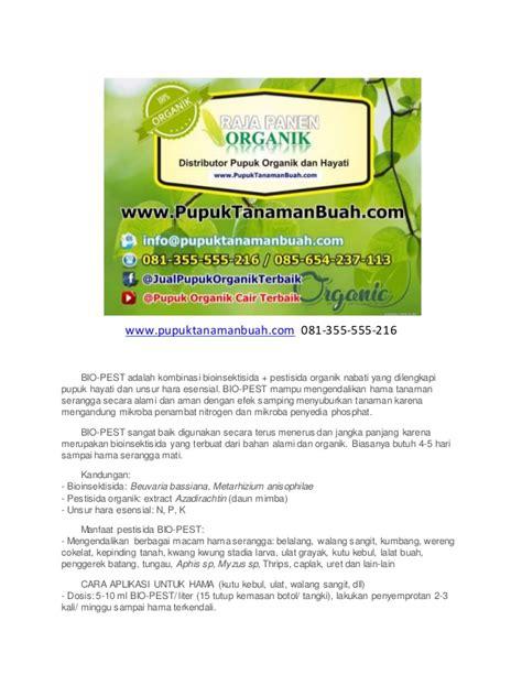 Bio Adalah 081 355 555 216 t sel pestisida nabati adalah jual
