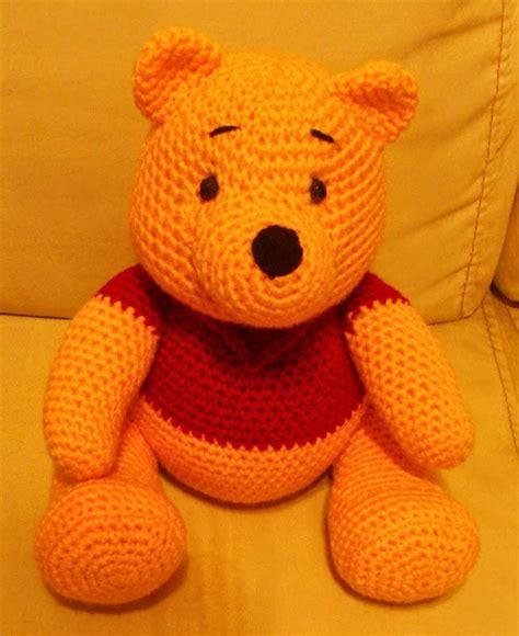 amigurumi pattern winnie the pooh http wixxl com free amigurumi patterns free winnie the