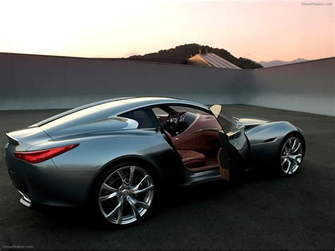 infiniti essence concept 2009 infiniti essence concept exotic car photo 05 of 40