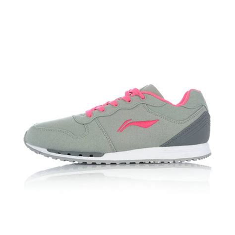 li ning sports shoes li ning sports shoes running shoes gray classic