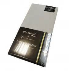 silver valance sheet plain dyed fitted sheet silver