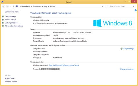 Lisensi Windows 8 1 Enterprise software version windows 8 1 enterprise
