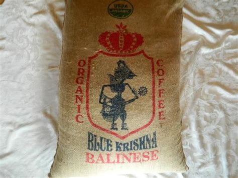 Bali Highlands Organik Forest Honey Ham organic coffee beans for roasting home roast coffee