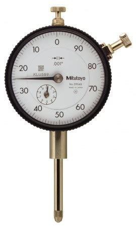 New Indicator 0 10001mm With Lug Back Measurement Micro mitutoyo 2904s indicator 100 0 lug back