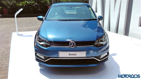 volkswagen ameo volkswagen india ameo roadshow pre launch media caign