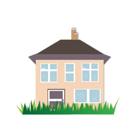 house free house illustration free vector 123freevectors