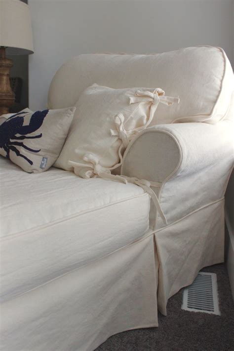slipcovers by shelley white linen chaise slipcovers by shelley