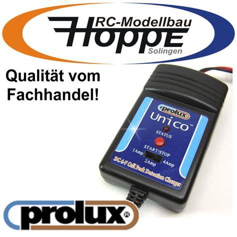 Prolux Starter 12v Dc prolux schnellader 12v 4 7 zellen 4a 066 3540