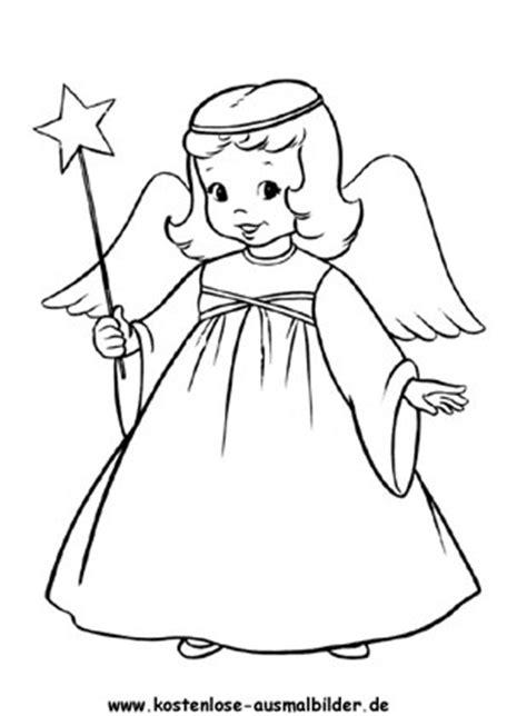 Kostenlose Vorlage Engel Engel Maedchen Zum Ausmalen Engel Ausmalen Malvorlagen Engel Ausmalen
