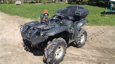 yamaha grizzly 700 seat grizzly passenger seat 700 brick7 motorcycle