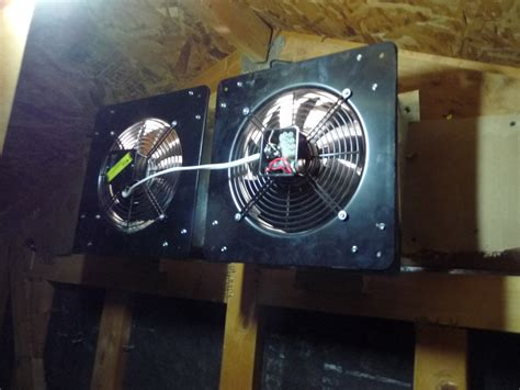 gable end attic exhaust fans roofs captivating attic exhaust fan for your attic need