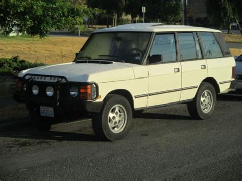 1988 range rover classic collector quality new 4 2l engine well sorted buy used 1988 land rover range rover classic in anacortes washington united states for us
