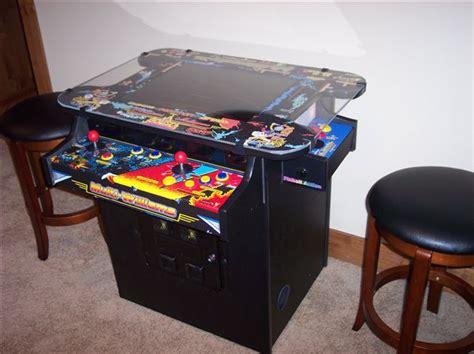 Arcade Legends Multi Cocktail Machine by Arcade Legends Vs Mame Vs Multicade Avs Forum Home