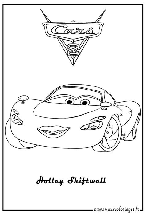 holley shiftwell coloring pages
