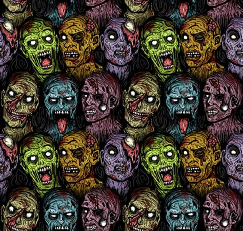 imagenes terrorificas de zombies 10 wallpapers de zombies que te van a encantar