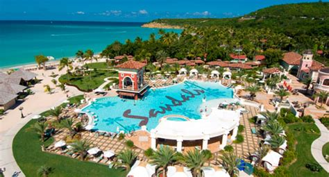 sandals resort antigua sandals antigua receives top hotel award antigua hotels