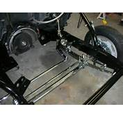 Technical  Suspension Gasser Straight Axle Puddin Style The HAM