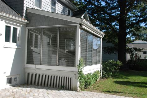 French Door Awning - 4 season vinyl patio enclosures