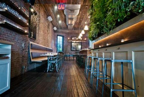 Interior Design With Recycled Materials by Restaurants Use Reclaimed And Recycled Building Materials