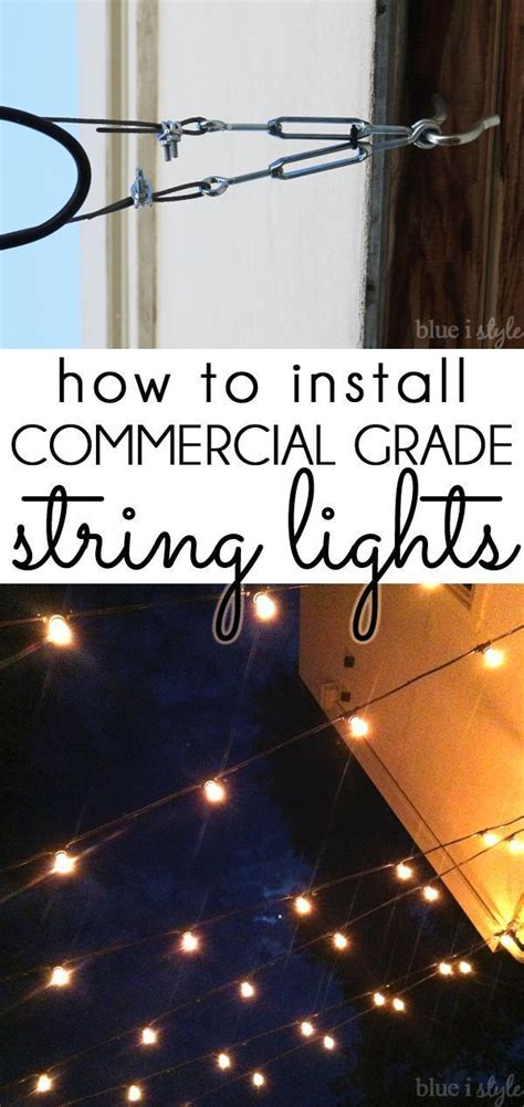 1000 ideas about string lights on pinterest fairy