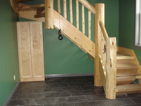 Cottage Staircase by Cottage Stairs And Railings Traditional Staircase
