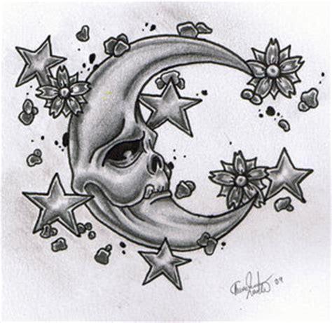 skull and star tattoo designs mister tattoos skull designs picture
