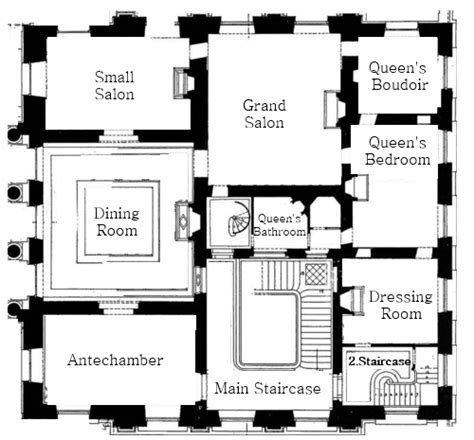le petit trianon floor plans this is versailles petit trianon