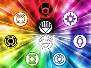 lantern corps colors green lantern shaders test your might