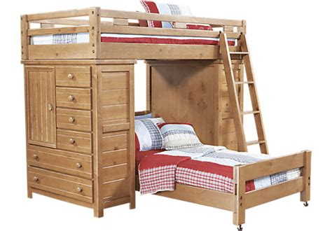 Student Bunk Bed Creekside Taffy Student Loft Bed Bunk Beds