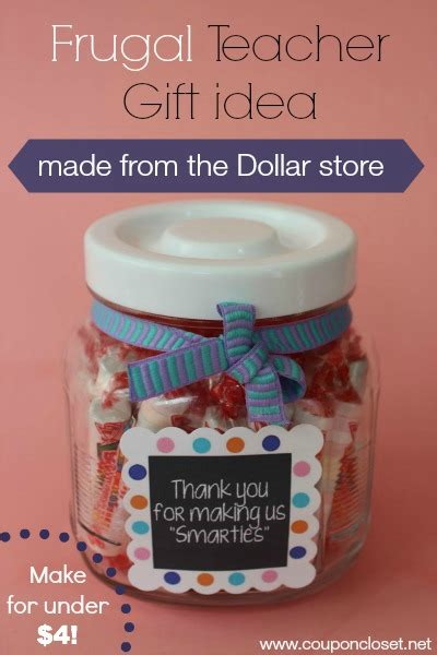 10 back to school gifts teachers really need smarties gift idea quot thank you for us