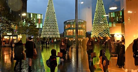 real christmas trees liverpool festive sales rise at liverpool one as it bucks the national retail trend liverpool echo